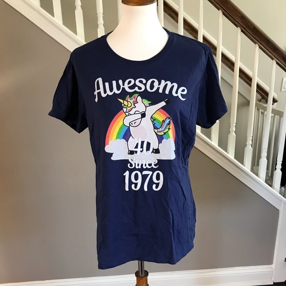 NWOT 1979 Unicorn Shirt